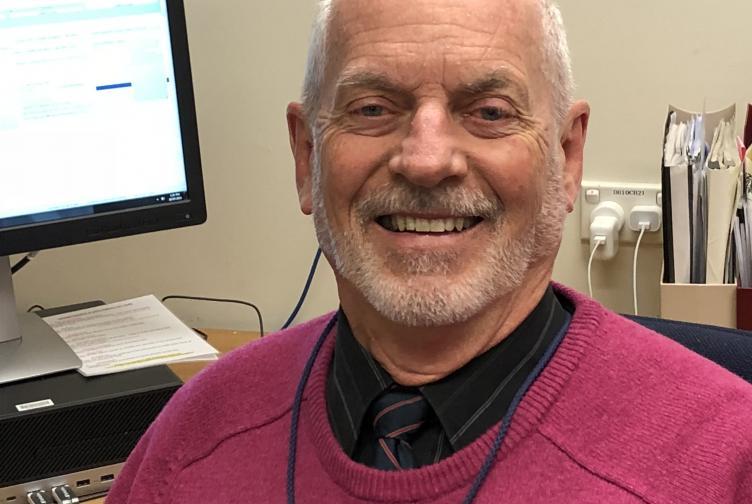 Bruce Battye, Director PRU